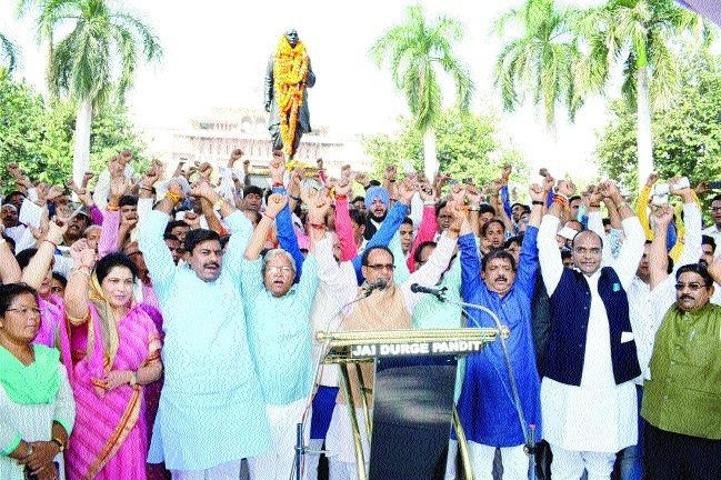 India's present shape an outcome of Sardar Patel's efforts: CM Chouhan