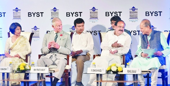 Need to create entrepreneurs, not job seekers: Naidu