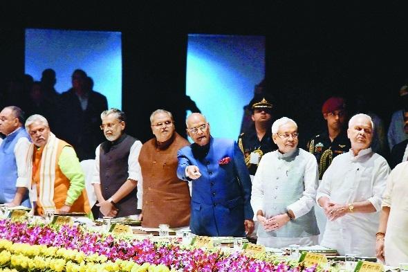 Bihar may bring about next green revolution: Kovind