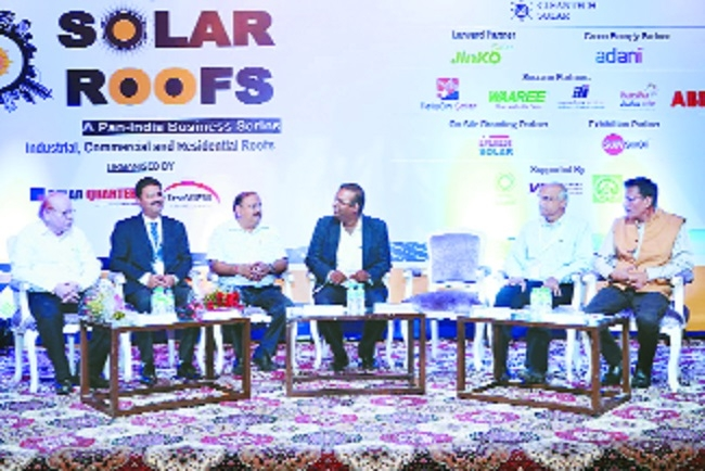 'Maha records impressive growth in solar energy use'