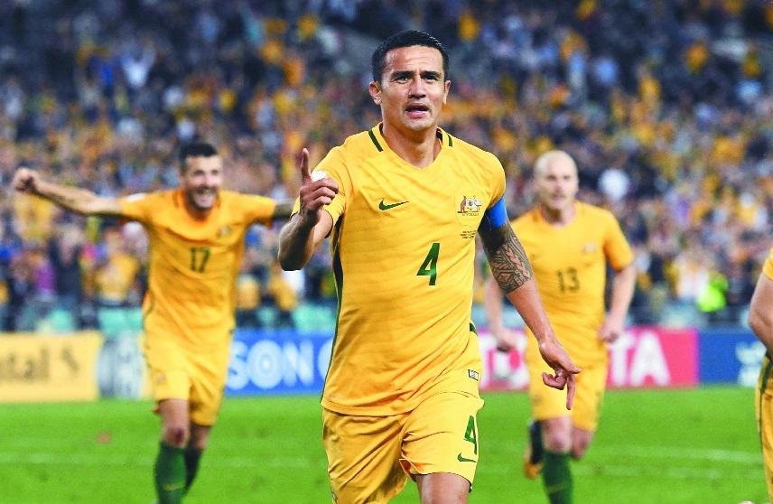 Cahill, injured and 37, still vital for Socceroos