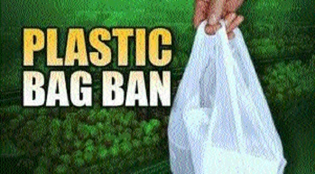 Shopkeepers fined, plastic bags seized during drive