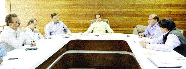 CM reviews Bhavantar Bhugtan Yojana