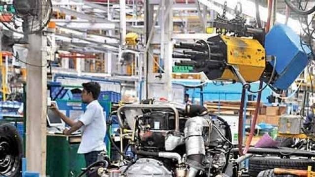 Poor mfg show pulls down IIP growth to 3.8% in September