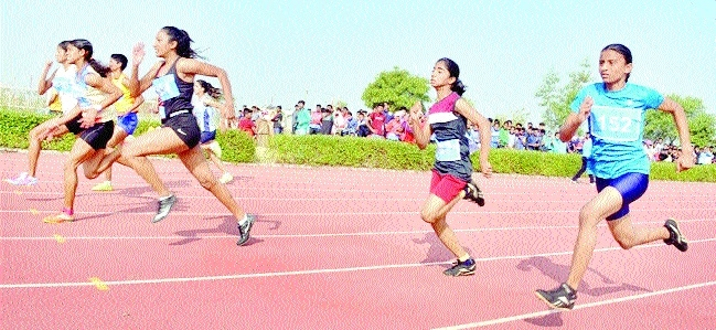 63rd National School Games witnesses tough contest on Day 2