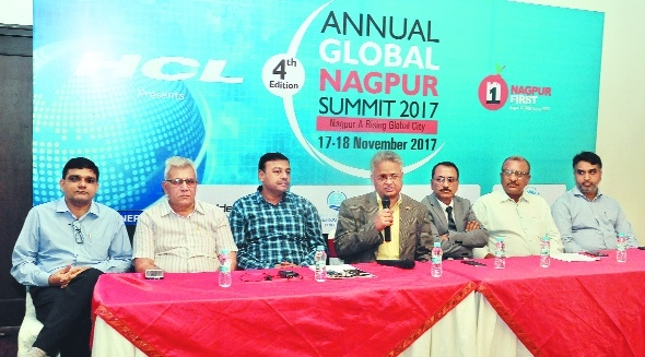 Global Nagpur Summit on Nov 17, 18
