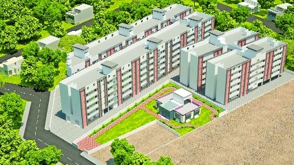 SDPL launches Aashray mini township at Rs 12.5 lakh in Dabha, Kamptee Rd