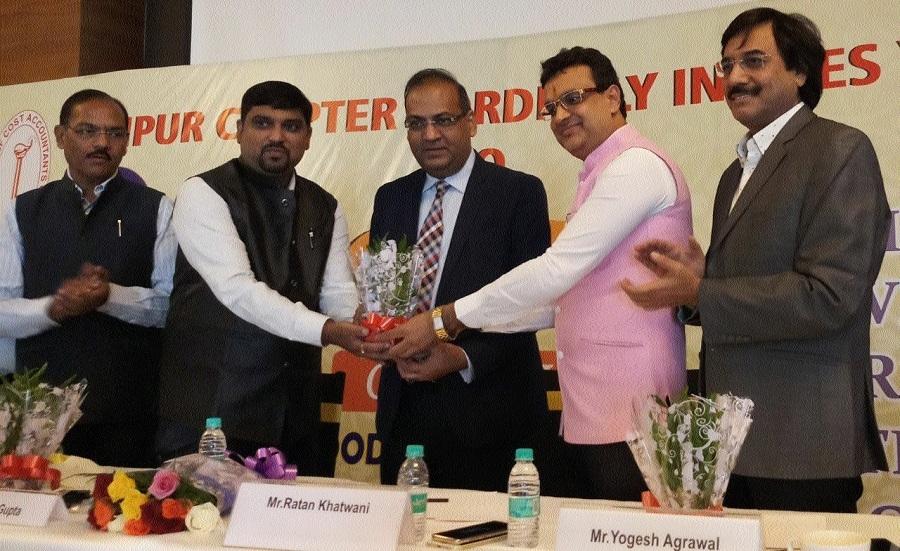 India moving towards corruption free economy: CMA Sanjay Gupta