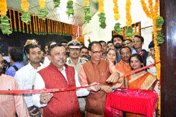 CM inaugurates new building of Civil Lines Police Station