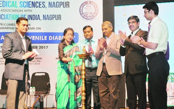 Juvenile Diabetes no hindrance in achieving goal: Experts