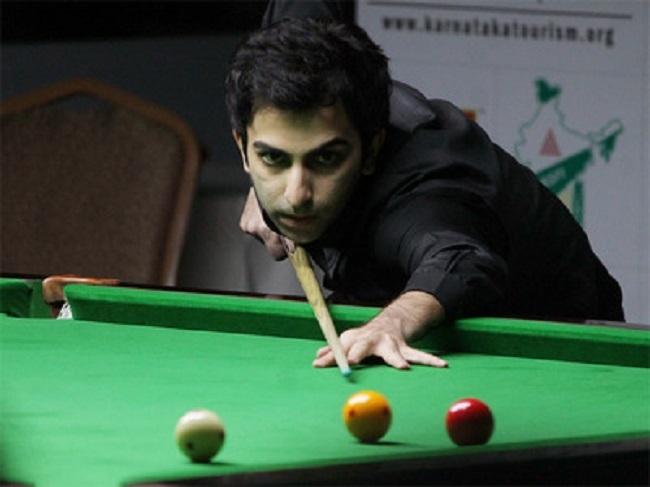 Advani wins 17th world title