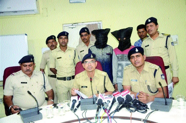 2 held for chain-snatching