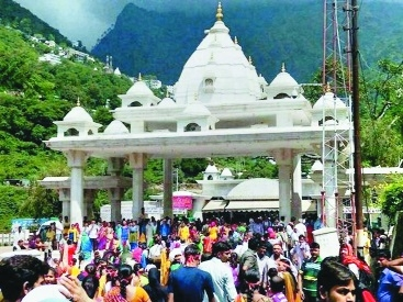 NGT restricts Vaishno Devi pilgrims at 50,000 per day