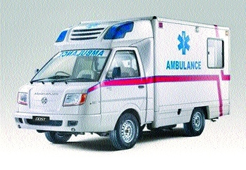 Ultra-modern ambulances for tribal areas to reduce infant mortality rate