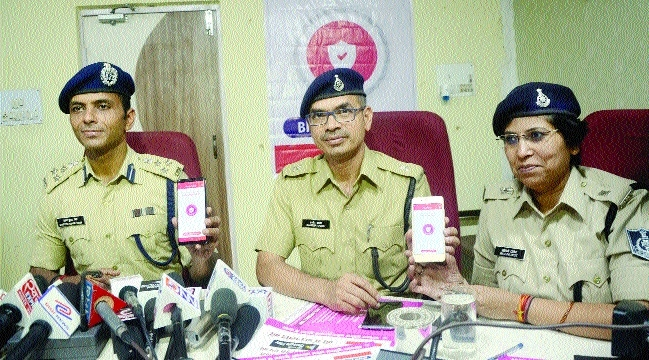 Bhopal police launch 'Wsafety' mobile app for women