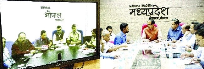 CM orders action against negligent officers during Samadhan Online