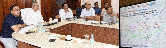 State gears up for grand 'Bharat Mala' project