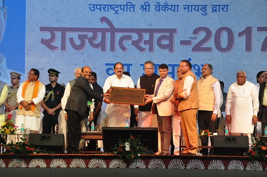 Twelve districts honoured for ODF