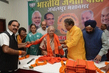 Follow path shown by senior leaders to take BJP to next level: Gupta to workers