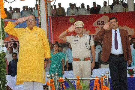 62nd Foundation Day of State celebrated in grand manner