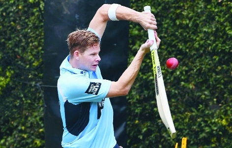 Smith out to re-open England's Ashes 'scars'