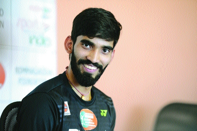 Srikanth achieves World No 2 rank