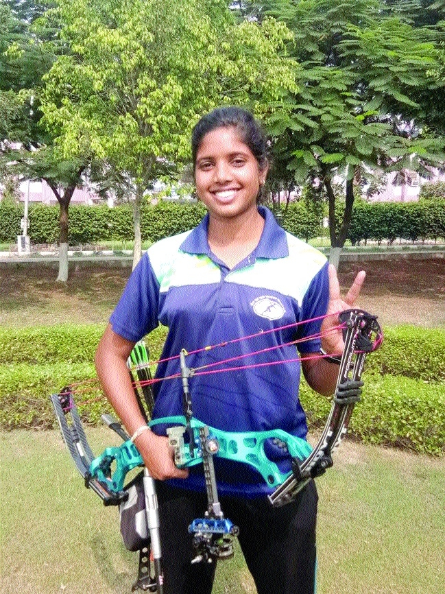 Archer Muskan Kirar to represent India at Asian Championship