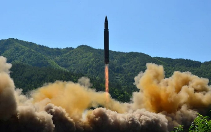 N Korea launches missile capable of striking anywhere in the US