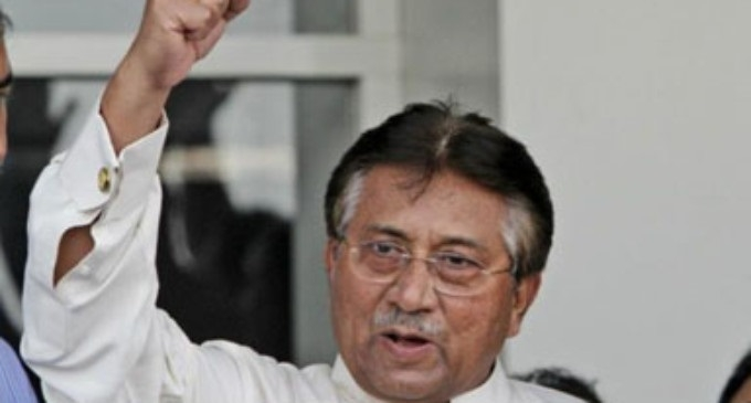 Musharraf calls himself 'biggest supporter' of LeT