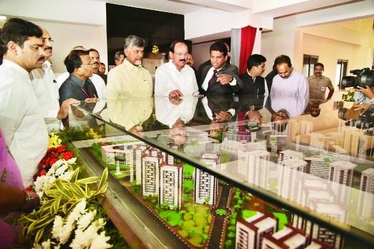 M Venkaiah Naidu inaugurates VIT-AP University in Amaravathi