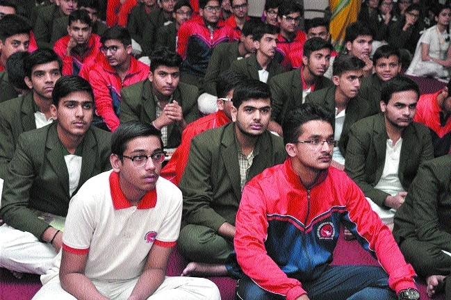 I-T awareness programme held for NHLPS students
