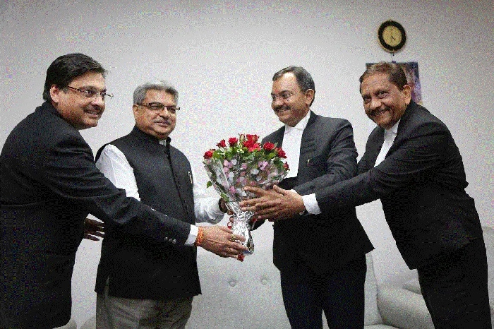 AG welcomes Justice Arya