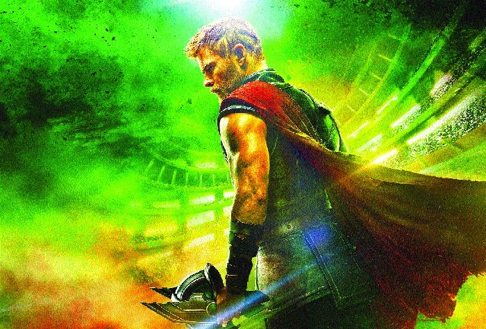 'Thor'oughly entertaining