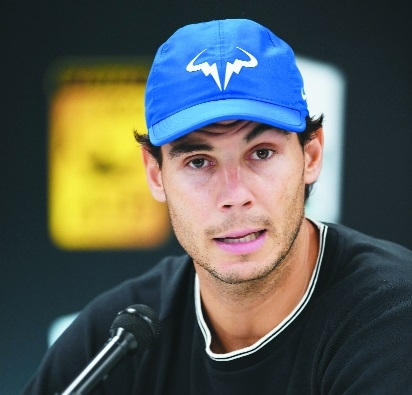 Nadal withdraws from Paris Masters with knee injury