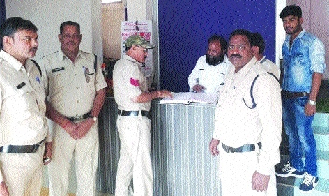 Police intensify vigilance ahead of winter in Bhilai