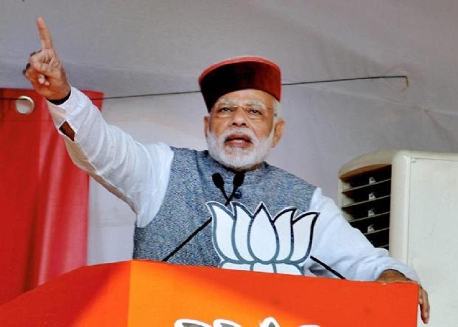 Modi hints at crackdown on benami properties