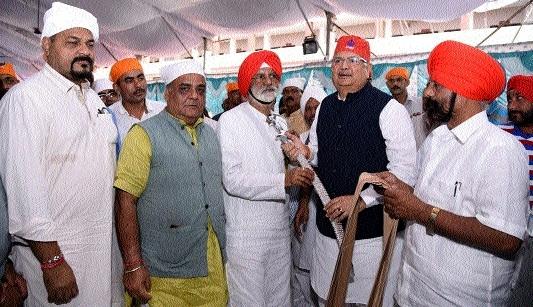 Guru Nanak Jayanti celebrated with gaiety