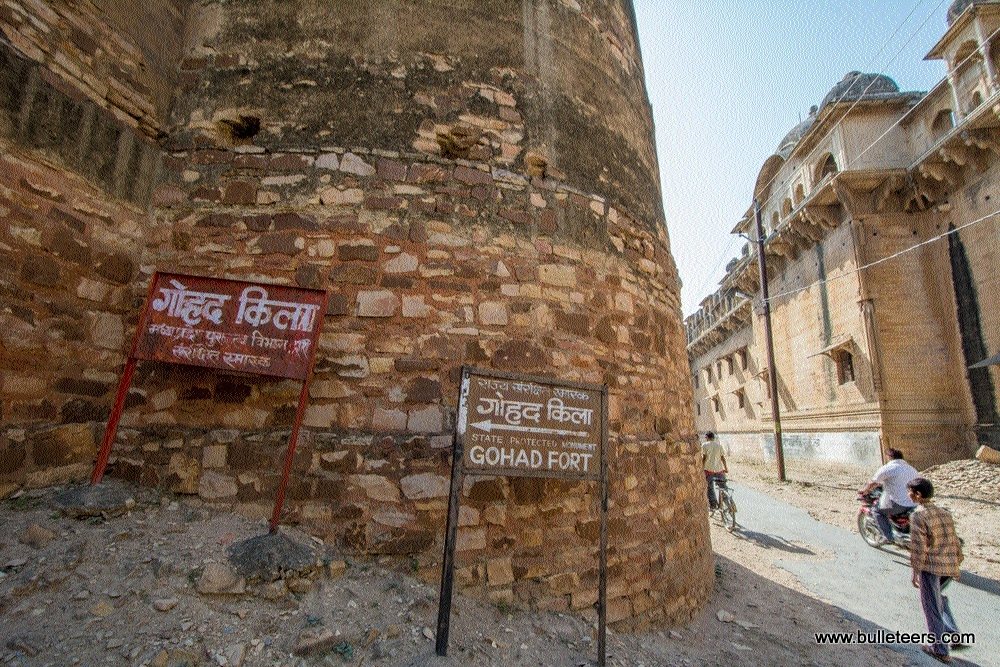 UNESCO Asia-Pacific Heritage Award to Gohad Fort