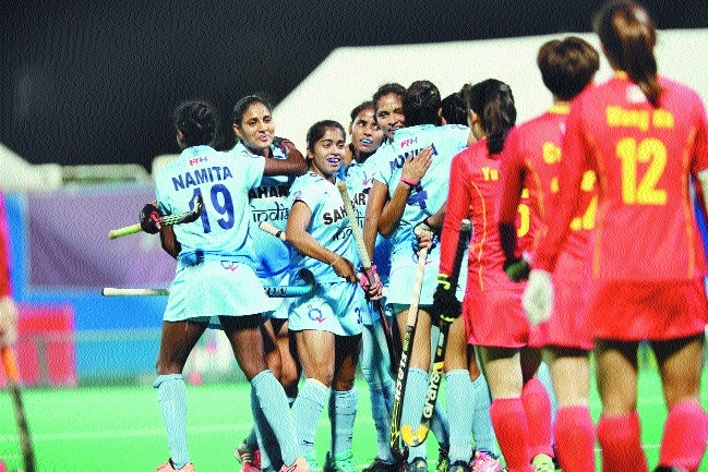 Indian women lift Asia Cup