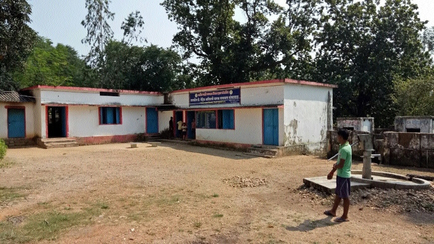Tribal students face problems due to lack of amenities