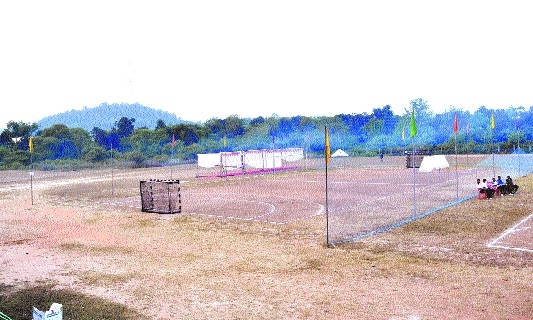 Talented RDU players await adequate sports infrastructure