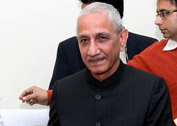 Sharma begins Kashmir talks