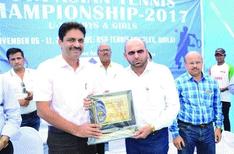 Asian Tennis Championship inaugurated amidst gathering of prominent personalities