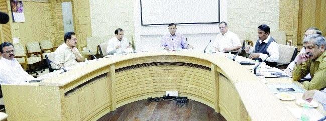 CS reviews arrangements for President Kovind's programmes