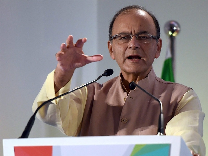 Note ban nixed black money: Jaitley