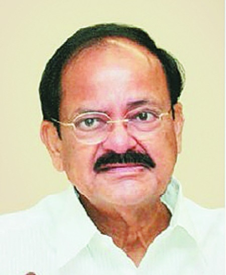 Vice-President Venkaiah Naidu to inaugurate Agrovision's 9th edition on 10th