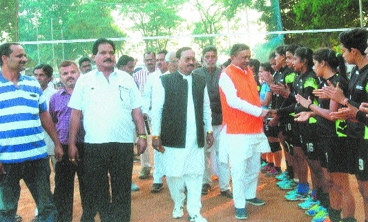 Gwalior emerges volleyball champs