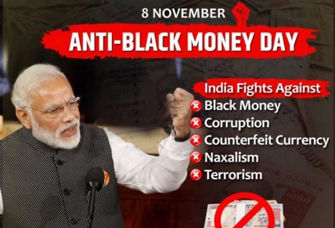 Indians won anti-black money battle: PM