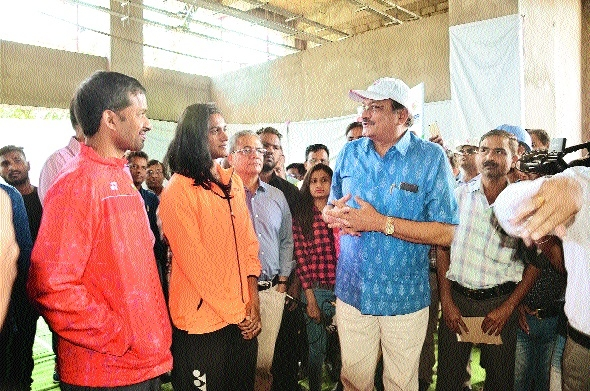 Sindhu, Gopichand, others praise Nagpur Metro project
