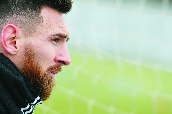 Messi keen to avoid Spain in WC
